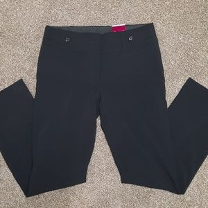 NWT Junior's Bootcut Pants